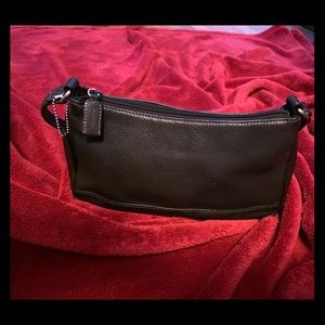 Black Tignanello handbag